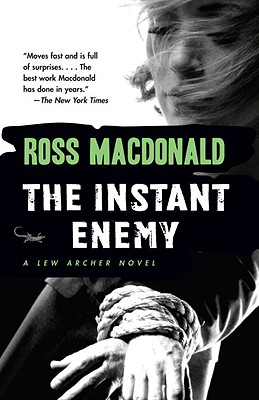 The Instant Enemy By MacDonald, Ross